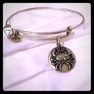 Alex & Ani Zodiac: Cancer bracelet